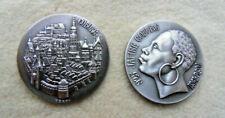 D 1981 Jubiläumsmedaille STADT COBURG  925 Jahre,1000er Silber mit MK-Zertifikat