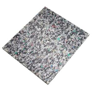 FUTURE FOAM Carpet Padding Gripper 3/8 in. Thick Recycled-Foam