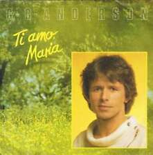 "G.G. Anderson - Ti Amo, Maria (7"", Single) Vinyl Schallplatte 43603"