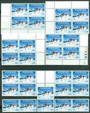 EDW1949SELL : INDIA 1983 Scott #1007 Antarctic 30 copies All VF MNH Catalog $180