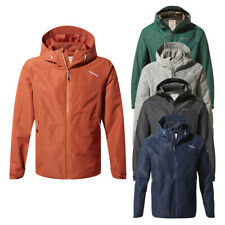 Craghoppers Mens Balla Hooded Waterproof Polyester Jacket