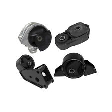 Transmission Motor Mounts Front Right Rear Set Kit 2.0 L For Nissan 200SX