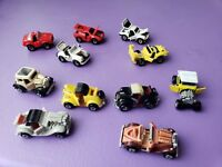 Micro Machines Cars Select your Preference.