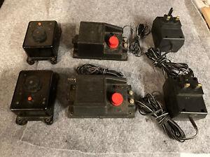 Hornby R964 & Similar Model Railway Train Power Speed Controllers Job Lot