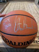 Elton Brand Autographed/Signed Basketball COA Chicago Bulls LA Clippers