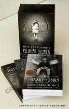 Ransom Riggs MISS PEREGRINES 3 Book Set Peculiar Children Hollow City Brand New