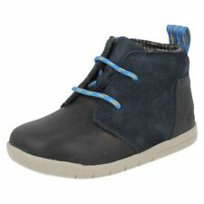 Clarks Boots Suede Shoes for Boys