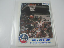 1985-86 Star Basketball New Jersey Nets Team Set Unopened w/Buck Williams Rare