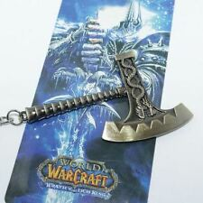 Keychain / Porte-clés - World of Warcraft - Axe of the Storm