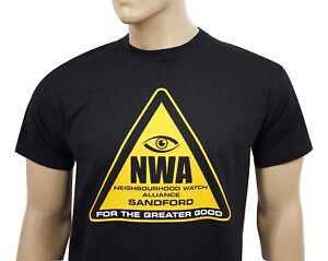 Hot Fuzz (2007) inspired mens film t-shirt - Neighbourhood Watch Alliance