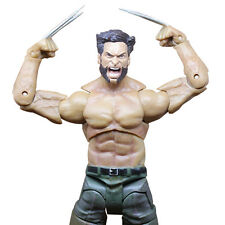 7'' Marvel Universe Legends Logan Wolverine III Action Figure Toy Collections