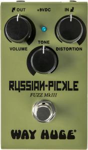 PEDALE FUZZ RUSSIAN PICKLE MINI WAY HUGE WM42