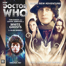 DOCTOR WHO Big Finish Audio CD Tom Baker 4th Doctor #3.2 WHITE GHOSTS