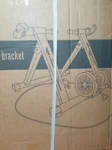 New 26-28 Inch Wireless Black Indoor Bicycle Bike Reluctance Training Bracket