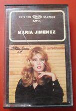 Maria Jimenez De Distinto Modo  Espana 1981 Serie GONG María Jiménez S.G.A.E.