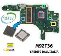 M92T36 Chip di Ricarica per Nintendo Switch USB-C Power Control IC Alimentazione