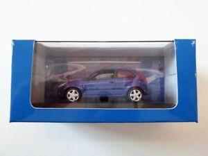 Modellauto Ford Fiesta 2001-2008 Blau 1:43 Minichamps