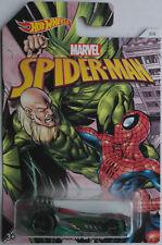 "Hot Wheels - Power Bomb ""Spider-Man 3/6"" Neu/OVP"