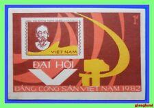 Vietnam Imperf S/S Pres.Ho Chi Minh Unissued MNH NGAI