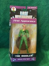 DC DIRECT: The Riddler First Appearance Series 3  6 inch Action Figure NEW