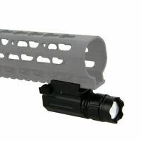Tactical LED Zoomable Hunting Lamp Torch 3000LUMENS XPG-Q5 Gun Light Flashlight