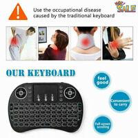 Mini i8 Backlight Wireless Keyboard 2.4GHz Keyboard New Control Remote N8V0