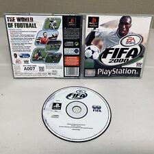 FIFA 2000 (Sony PlayStation 1, 1999)