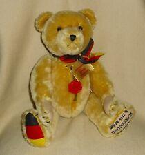 Teddy-Hermann Hirschaid - Vereinigungsbär zum 3.Oktober 1990 limitiert