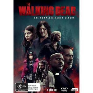 The WALKING DEAD : Season 10 : NEW DVD
