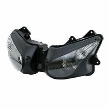Matte Front Head Light Lamp Assembly For Kawasaki ZX 10R ZX10R 2006 2007 06 07