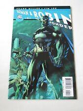 ALL STAR BATMAN and ROBIN #4  (2006)  JIM LEE/ FRANK MILLER  BATMAN DC COMICS