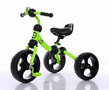 Little Bambino Kids Tricycle For Toddler 3-6 Year Old Bike Trike n Ride