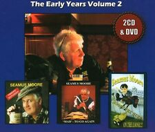 Seamus Moore - The Early Years Volume 2 2CD & DVD Collection
