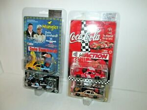 4 Different Action Brand Die Cast Dale Earnhardt #3 Monte Carlos, 1:64, new