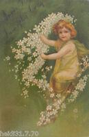 """"""" Niños, Flores"""" 1905 (10987)"""