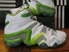 new arrivals 26106 235db Ds Adidas Crazy 8 Seattle Sounders FC Mls Bianca Argento Blu Grn 9 D69034  Kobe 1