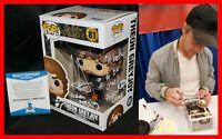 Alfie Allen Signed Game Of Thrones Theon Greyjoy GOT Funko POP Beckett W/ VIDEO
