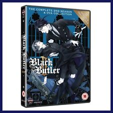 BLACK BUTLER - COMPLETE SECOND  SEASON - SEASON 2 ***BRAND NEW DVD ***