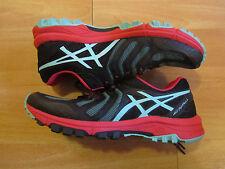 Women's Asics Gel-Fuji Attack 5 Trail Running Shoe Size UK8.5 Colour Pool Blue