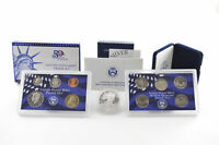 Lot: 2003 PROOF American Silver Eagle 1 Oz & US Mint Proof Set Coin Collection
