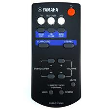 * NUOVO * GENUINE YAMAHA YAS-201 / yas-201bl BARRA AUDIO Remote Control
