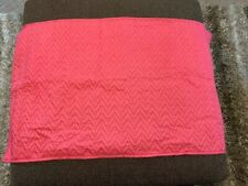 J Queen New York Camden King Pillow Sham 20�x36� Pink
