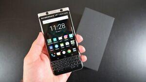 "BlackBerry KEYone 32GB Android Smartphone Unlocked 3GB RAM 12MP 4.5"" mix GRADE"