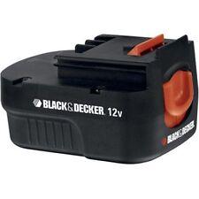 Black & Decker HPB12 12-Volt NiCad Long-Lasting Slide-Pack Battery
