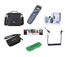 Camera accessory bundle Dslr mirrorless analog film 35mm adorama retail $107.29