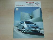 36049) Toyota Yaris Polen Prospekt 2006