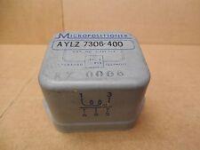 Barber Colman Micropositioner Relay AYLZ 7306-400 AYLZ7306400 Used