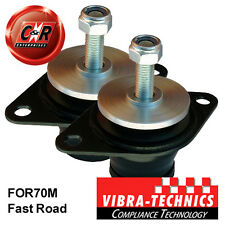 2 x Ford Escort MK3 Vibra Technics Gearbox Mounts - Fast Road FOR70M