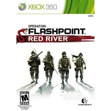 Operation Flashpoint Red River Xbox 360 US NTSC Version NEW