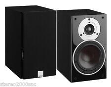 DALI ZENSOR 1 DIFFUSORI LIBRERIA black 2vie Speakers LACCATO NERO PARETE  top
